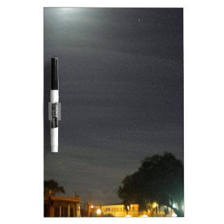 Homosassa at Night Dry-Erase Board