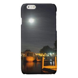 Homosassa at Night Glossy iPhone 6 Case