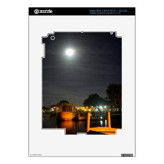 Homosassa at Night iPad 3 Decal