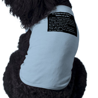 Homosexual Lifestyle Pet Clothes