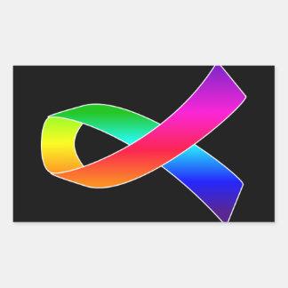 Homosexual y lesbiana de la conciencia de la cinta