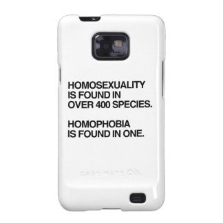 HOMOSEXUALITY IS FOUND IN 400 SPECIES GALAXY S2 COVERS