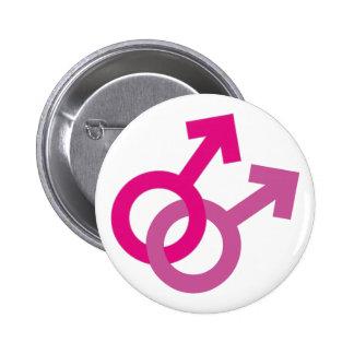 Homosexuell schwul Männer Gay Men Anstecknadelbuttons