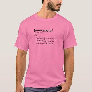 HOMOSOCIAL T-Shirt