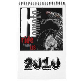 Homoto 2010 Calendar
