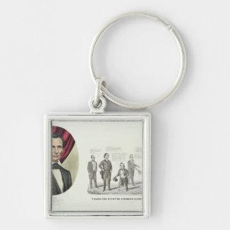 Hon. Abraham Lincoln Keychains