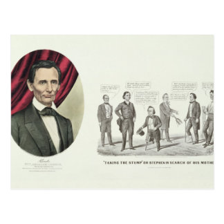 Hon. Abraham Lincoln Post Cards