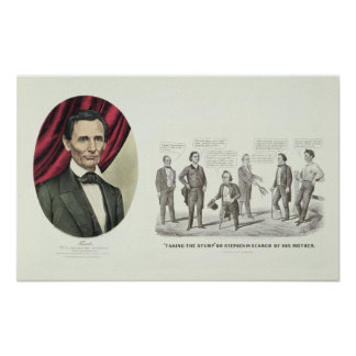 Hon. Abraham Lincoln Posters