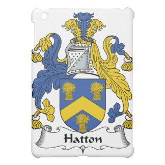 Hon Family Crest Case For The iPad Mini