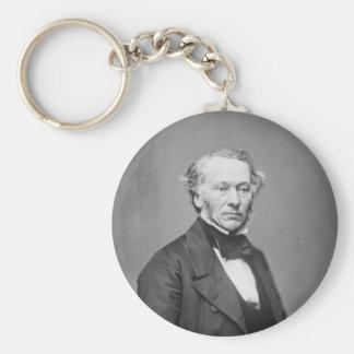 Hon. Richard Cobden M.P. Portrait c. 1865 Keychain