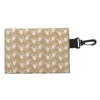 Honay Bee_Clip on Bag black zip_1 Accessories Bags