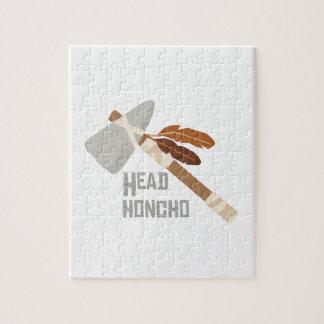 Honcho principal puzzles