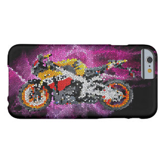 Honda CBR 1000 RR disco ball abstarct Aston's Barely There iPhone 6 Case