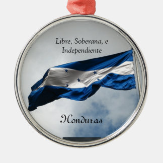 Honduan Flag Ornament