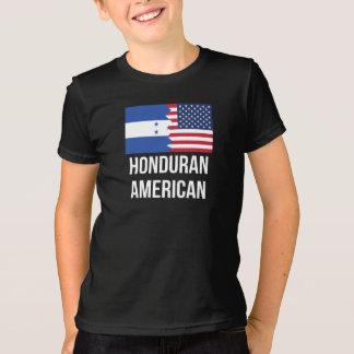 Honduran American Flag T-Shirt