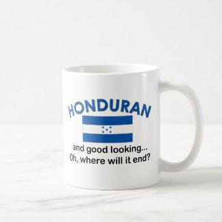 Honduran apuesto taza