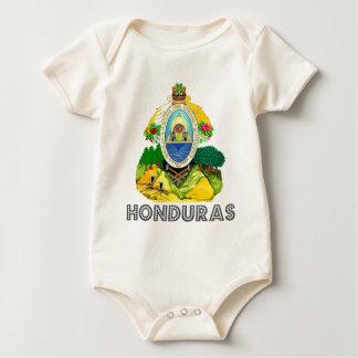 Honduran Emblem Baby Bodysuit
