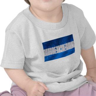 Honduran flag of Honduras artwork gift ideas Tee Shirts