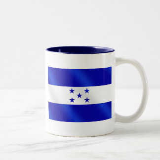 Honduran flag of Honduras gifts and tees Two-Tone Coffee Mug