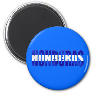 Honduran flag of honduras logo emblem gifts fridge magnet