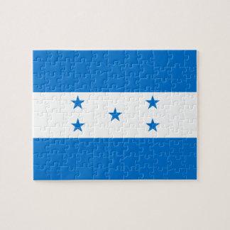 Honduran Flag Puzzles