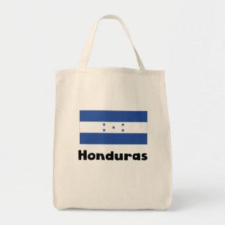 Honduran Flag Tote Bag