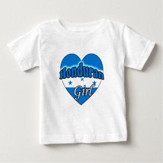 Honduran Girl Baby T-Shirt