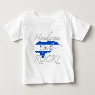Honduran Girls Rock! Baby T-Shirt