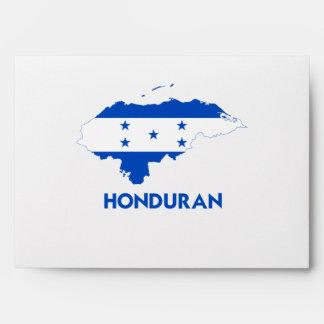 HONDURAN MAP ENVELOPE