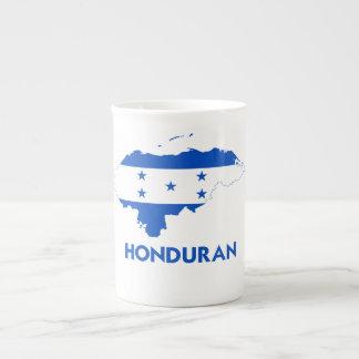 HONDURAN MAP TEA CUP