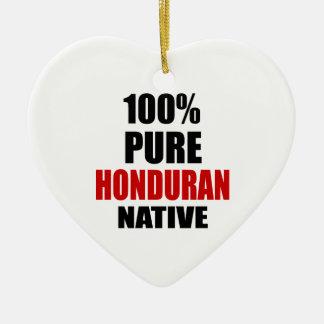HONDURAN NATIVE CERAMIC ORNAMENT