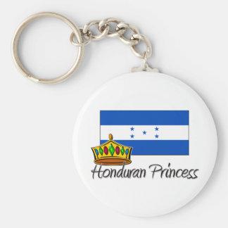 Honduran Princess Key Chain