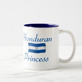 Honduran Princess Two-Tone Coffee Mug