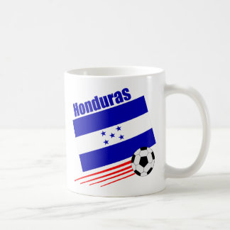 Honduran Soccer Team Coffee Mug