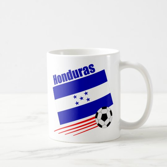 Honduran Soccer Team Coffee Mug