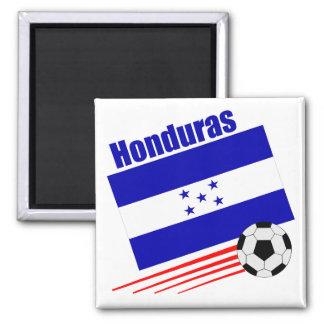 Honduran Soccer Team Refrigerator Magnet