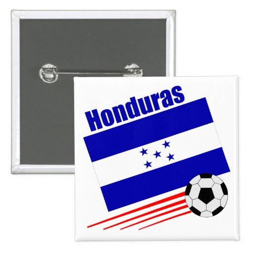 Honduran Soccer Team Pinback Button