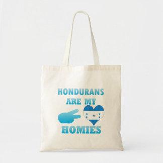 Hondurans are my Homies Tote Bags