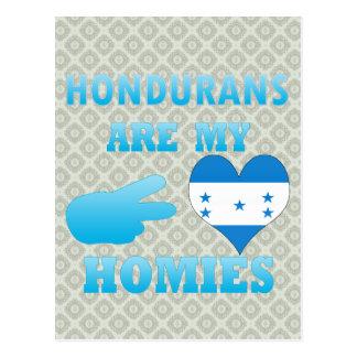 Hondurans are my Homies Postcard