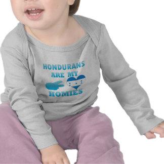 Hondurans are my Homies Tshirts