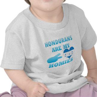 Hondurans are my Homies Tee Shirt