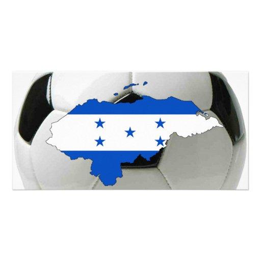 Honduras 2010 customized photo card