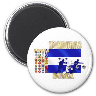 Honduras 32 qualifying countries fans futbol art refrigerator magnets