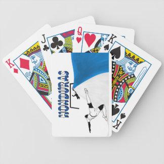 Honduras Bicycle Playing Cards