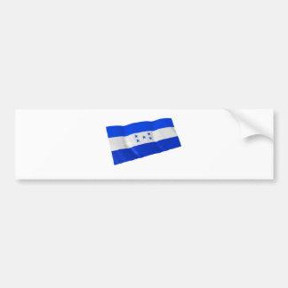 Honduras Pegatina De Parachoque