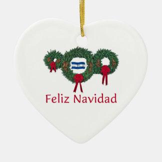 Honduras Christmas 2 Christmas Ornament