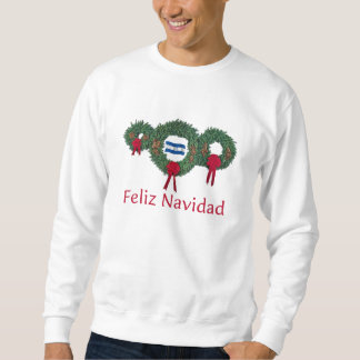 Honduras Christmas 2 Pullover Sweatshirt