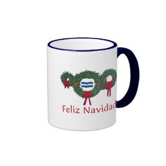 Honduras Christmas 2 Ringer Mug