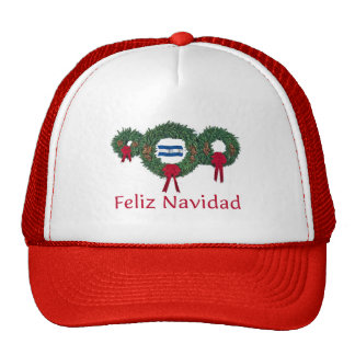 Honduras Christmas 2 Trucker Hat