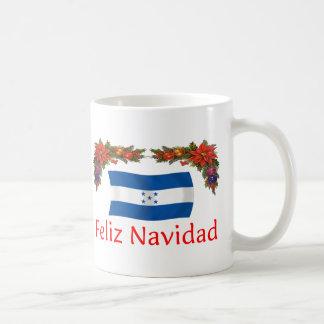Honduras Christmas Classic White Coffee Mug